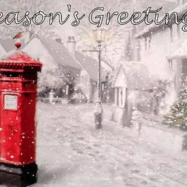 Season's Greetings by The Creative Minds Art and Photography