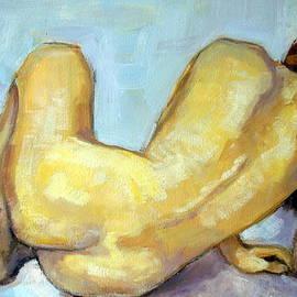 Seated Nude Woman 2