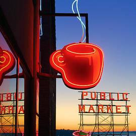 Inge Johnsson - Seattle Coffee