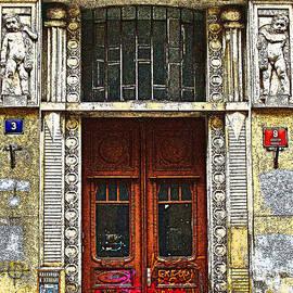 Ira Shander - Secession Prague