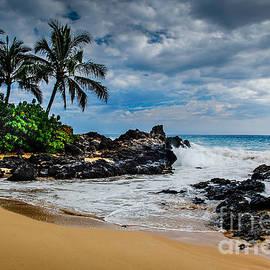 Ken Andersen - Secret Beach all Alone