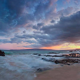 Secret Beach Pano by James Roemmling