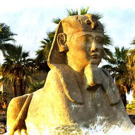 Secret Of The Sphinx by Brenda Kean