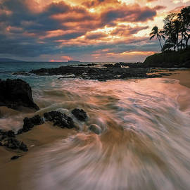 Hawaii  Fine Art Photography - Secret Sunset