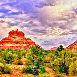 Bob and Nadine Johnston - Sedona Arizona Bell Rock Vortex