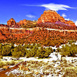 Bob and Nadine Johnston - Sedona