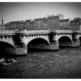Seine River by Cyril Jayant