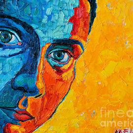 Self Portrait by Ana Maria Edulescu