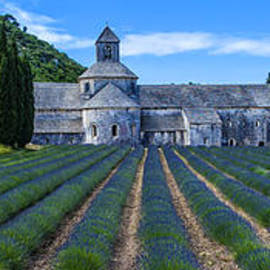 Senaque Abbey - Provence by John  Nickerson