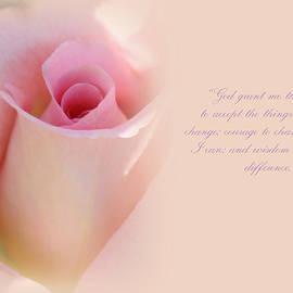 The Art Of Marilyn Ridoutt-Greene - Serenity Prayer