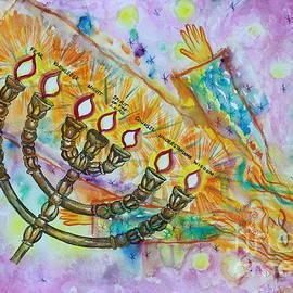 Seven Spirits Of God by Anne Cameron Cutri