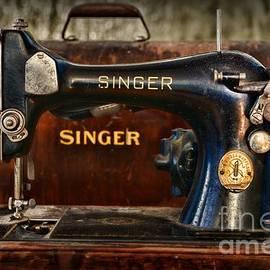 Paul Ward - Sewing Machine by SInger