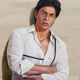 Shahrukh Khan by Dominique Amendola