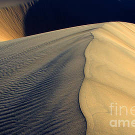 Shape Shifter Death Valley California by Bob Christopher