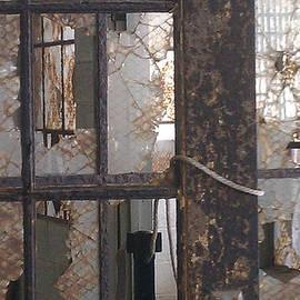 Shattered Door by Brent Dolliver
