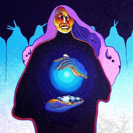 Joe  Triano - She Carries the Spirit