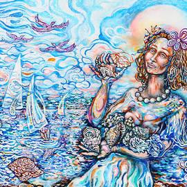 Susan Schiffer - She Sells Seashells by the Seashore