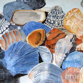 Sandy McIntire - Shells on the Beach