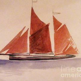 Nancy Kane Chapman - Ship Ahoy
