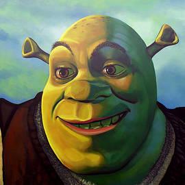Paul Meijering - Shrek