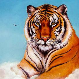 Siberian King Tiger by Bob and Nadine Johnston