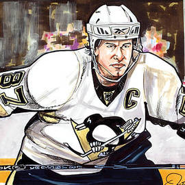 Dave Olsen - Sidney Crosby