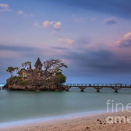 Silence at beach by Dika yudha Rio p