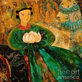 Shijun Munns - Silent Lotus