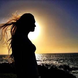 Julianne Baltrus - Silhouette at Sunset