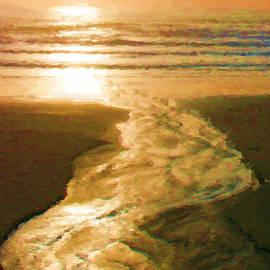 Silver Stream by Jenny Armitage