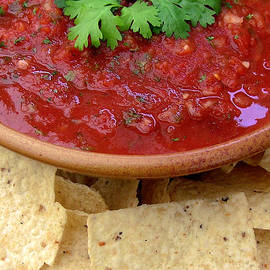 James Temple - Simple Spicy Mexican Salsa