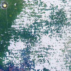Lee Craig - Simply Saturn Abstract