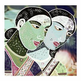 Sister Bonds by Karunita Kapoor