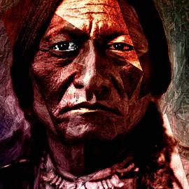 Sitting Bull - Warrior - Medicine Man by Hartmut Jager