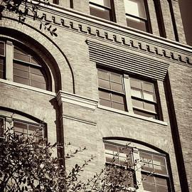 Sixth Floor Window by Joan Carroll