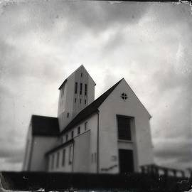 Skalholt church in Iceland