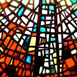 Skalholt Window by HweeYen Ong