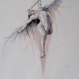 Ray Agius - Sketch for Angela