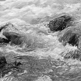 Sunil Kapadia - SKC 0212 Facing the tide