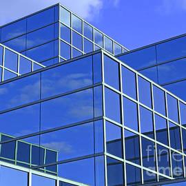 Ann Horn - Sky Blue Mirror