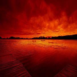 Sky Fire by Phil Koch