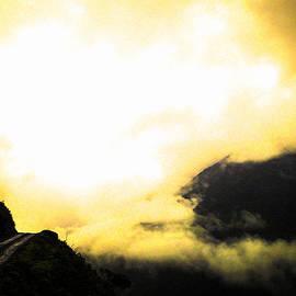 Sky Trails by Tyler Lucas