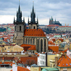 Don Kenworthy - Skyline Prague