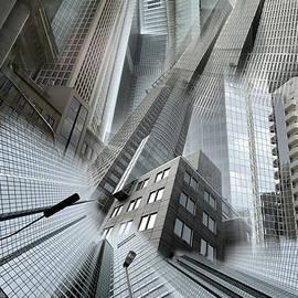 Florin Birjoveanu - Skyscraper