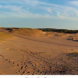 Twenty Two North Photography - Sleeping Bear Dunes Panorama