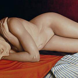Horacio Cardozo - Sleeping Nude