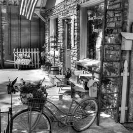 Mel Steinhauer - Small Town America BW