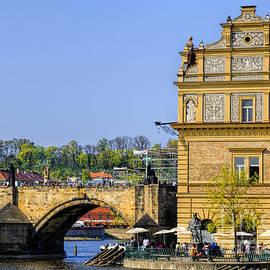 Brenda Kean - Smetana Museum Prague