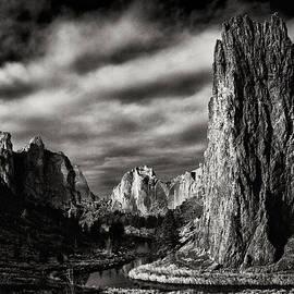 Robert Woodward - Smith Rock State Park 1