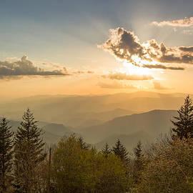 Smoky Mountain Splendor by Doug McPherson